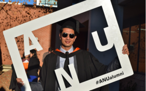 Farhan completed a Master of Public Policy at the Australian National University (ANU)
