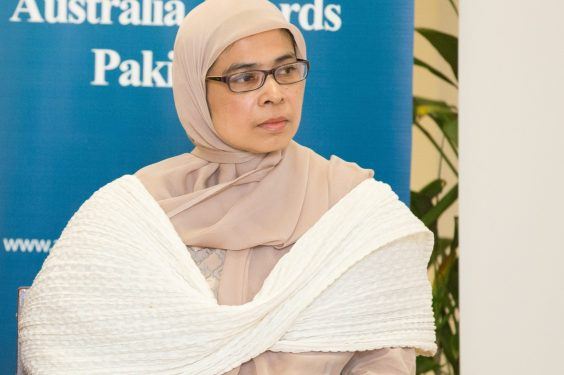 Lubna Hashmat: Taking the lead to ensure inclusive development in